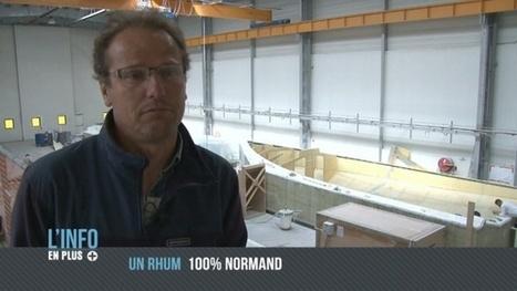 Class40 normand pour le skipper Marc Lepesqueux qui se prépare à la Route Du Rhum | Marc Lepesqueux | Scoop.it