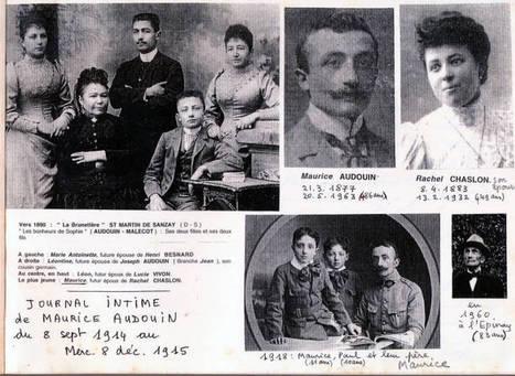 Le journal de Maurice Audoin, médecin militaire 1914-1916 - Les Clionautes | Enseigner l'Histoire-Géographie en Première ST2S | Scoop.it