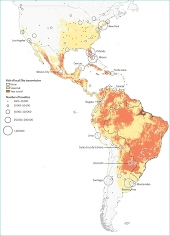 "What You Need to Know About Zika And Climate Change (""CC will make matters worse"") 