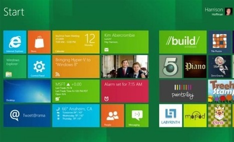 Windows 8 : un pré-accueil peu chaleureux | Gadgets - Hightech | Scoop.it
