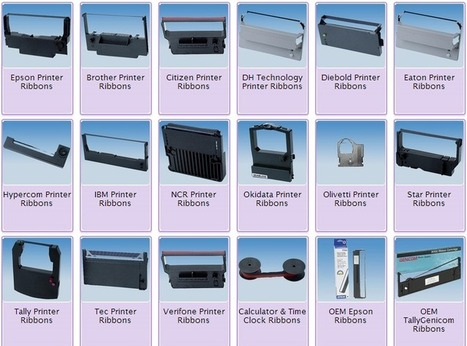 Significance of POS Ribbons in POS System | Thermal Paper Rolls | Scoop.it