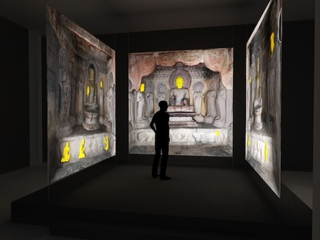 Chinese Buddhist cave temple exhibition uses 3D technology to create virtual ... - Pegasus News   ThinkinCircles   Scoop.it