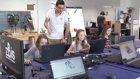 Vendée : bienvenue au ZBis85, un labo participatif - France 3 Pays de la Loire | FabLab - DIY - 3D printing- Maker | Scoop.it