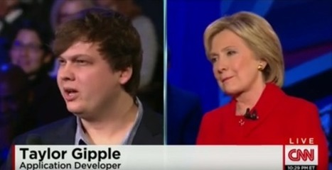 """Young voter to Hillary: No """"enthusiasm from younger people""""...   Global politics   Scoop.it"""