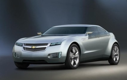 GM Working On $30,000, 200-Mile EV That Could Compete With Tesla Model E   Sustain Our Earth   Scoop.it