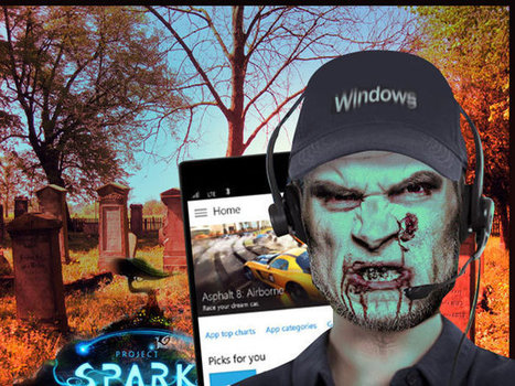 Microsoft's graveyard: 8 products Microsoft killed in 2016   Microsoft: News,Books,Tips,Downloads   Scoop.it