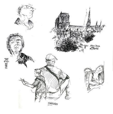 BANGER Blog: SAINT-LARY, SETH, PARIS & CROQUIS   SAINT LARY   Scoop.it