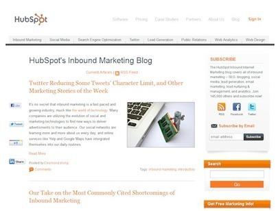 20 Social Media Marketing Blogs You Should Read in 2013 - Heyo   Social Media and SEO Marketing   Scoop.it