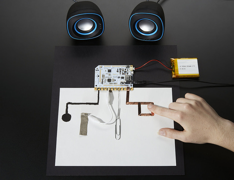 Primeros pasos con la Touch Board | Tienda | Ultra-lab | Open Source Hardware, Fabricación digital, DIY y DIWO | Scoop.it