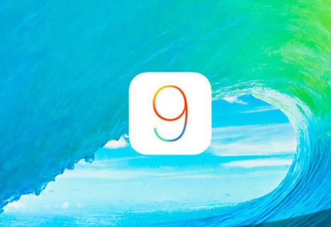 iOS 9: Quels sont les iPhone, iPad, iPod compatibles   Apple pratique   Scoop.it