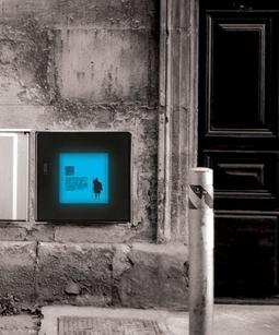 Les Sentiers Numériques, premier réseau de signalétique dynamique développée en exclusivité à Arles en Provence | signalétique digitale | Scoop.it