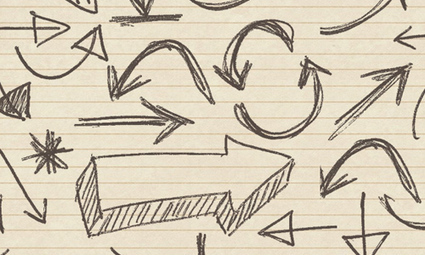 Nyilak, és irányok | Webdesign | Scoop.it