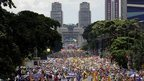 Chavez rival in big Caracas rally | News from the Spanish-speaking World | Scoop.it
