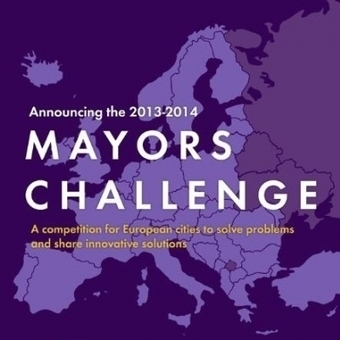 182 cities already signed up for Mayors Challenge | Nesta | Open Government Daily | Scoop.it