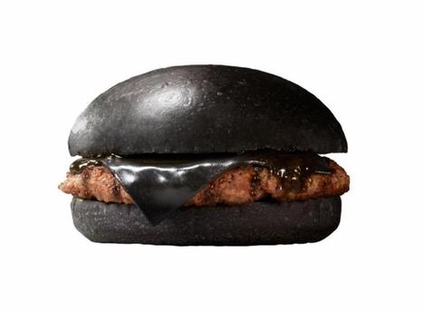 Burger King Japan to sell black cheeseburger | @FoodMeditations Time | Scoop.it