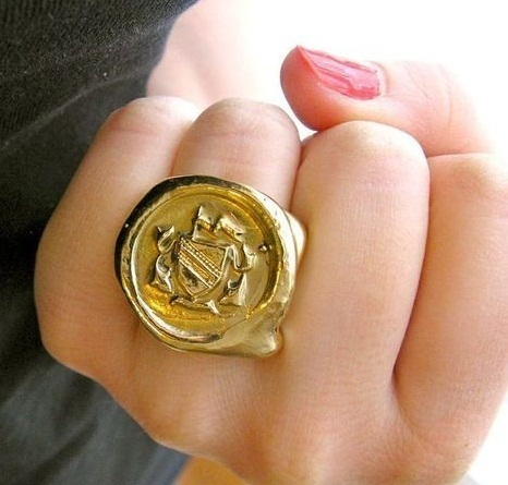 Family Seal Rings: Beautiful and Practical | Rings of the World | Scoop.it