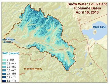 NASA snow mapper yielded optimized summer water operations | Sustain Our Earth | Scoop.it