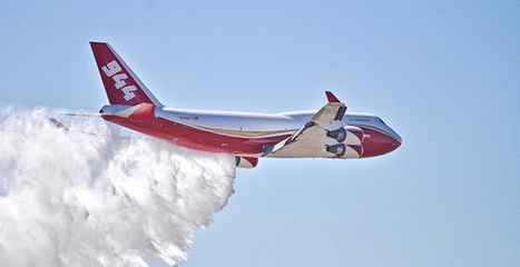 TECHNOLOGY: Can a 747 be reborn into a wildfire-fighting supertanker? | Sustain Our Earth | Scoop.it