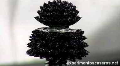 Ferrofluido Casero | Fluido Magnético | Experimentos Caseros | fisica | Scoop.it