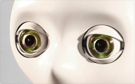 Meka Robotics présente sa poupée Lovotics   Des robots et des drones   Scoop.it