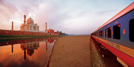 Looking for a short break? Board Maharajas' Express   Royal Train Journeys   Maharajas' Express   Scoop.it