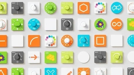 Google's programmable Lego-like blocks teach kids to code | The DigiTeacher | Scoop.it