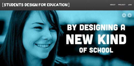 First Student-Designed School @SD4Ed | Education | Scoop.it