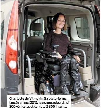 Wheeliz, l'autopartage entre particuliers à mobilité réduite - ConsoCollaborative   IsèreADOM   Scoop.it