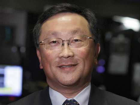 BlackBerry Poached A SAP Executive To Head Up Global Enterprise   ICT Showcases   Scoop.it