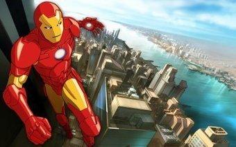 ULTIMATE MARVEL | Iron Man: Armored Adventures | Iron Man Armored Adventures | Scoop.it