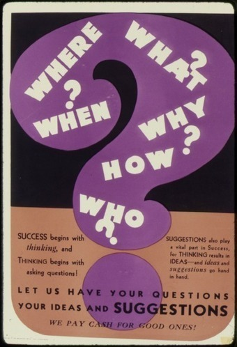 Who, What, Where, When, Why: Using the 5 Ws to communicate your research | Research communications | Scoop.it
