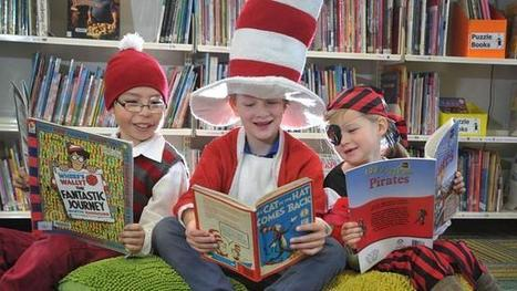 From Harry Potter to Cat in the Hat, readers reign in this parade for Book Week - Herald Sun | CGS Popular Authors | Scoop.it
