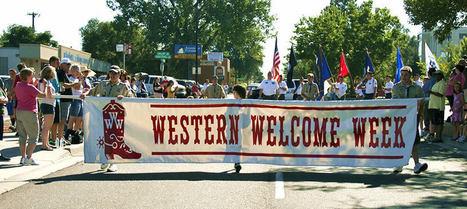 2015 Western Welcome Week | trwindowservices | Scoop.it