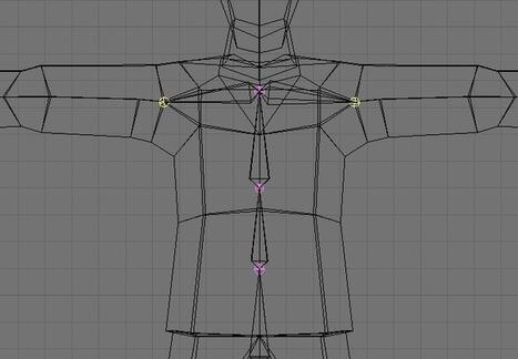 Animacja Szkieletowa | Animacje 3D - narzędzia, techniki | Scoop.it
