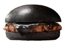 Burger King releases black burger with 'bamboo charcoal cheese and squid ink sauce' in Japan - The Times of India | Geography | Scoop.it