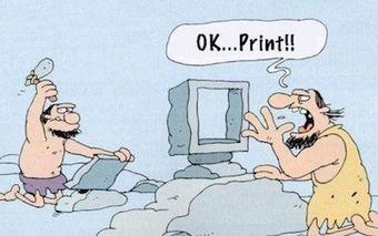 Social Media Publishing nog in het stenen tijdperk - Blokboek - Communication Nieuws | BlokBoek e-zine | Scoop.it
