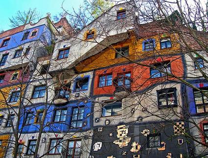 Des yeux pour voir : Friedensreich Hundertwasser | The Blog's Revue by OlivierSC | Scoop.it
