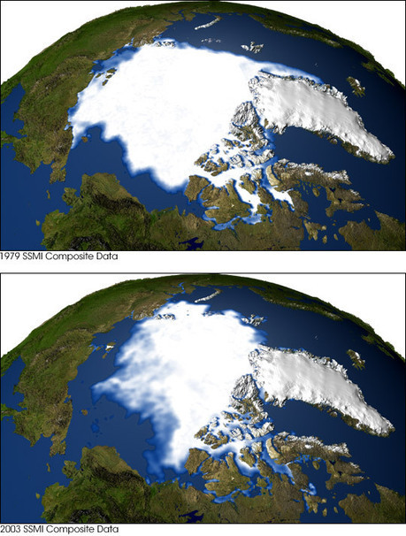 Dr. Ricky Rood: Are Arctic Changes Affecting our Weather? | Sustain Our Earth | Scoop.it