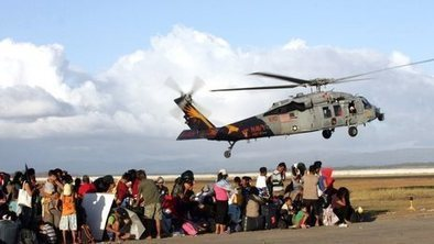 Philippines aid effort gathers pace   Hazards & Disasters in the news   Scoop.it