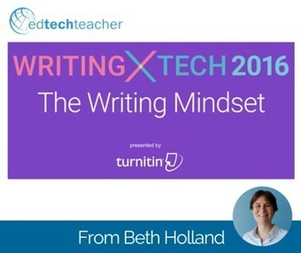 iPads, Chromebooks, and the Process of Writing with Beth Holland | Digital Storytelling Tools, Apps and Ideas | Scoop.it