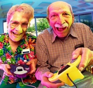 Il vero fitness mentale dei nonni sono i nipoti | Mondo Alzheimer | Scoop.it