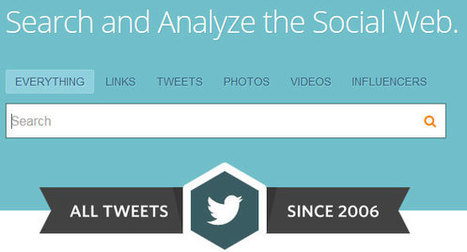 23 outils Twitter indispensables que vous ne connaissez pas | Les outils du journalisme | Scoop.it