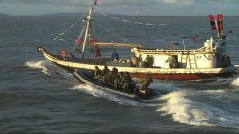 Pêche illégale : L'Etat va amplifier son action en mer - guyane 1ère | Outre-Mer | Scoop.it