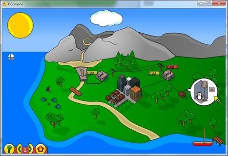 GCompris - Σουίτα εκπαιδευτικών παιχνιδιών | Σημαντικά & Εφήμερα | Scoop.it