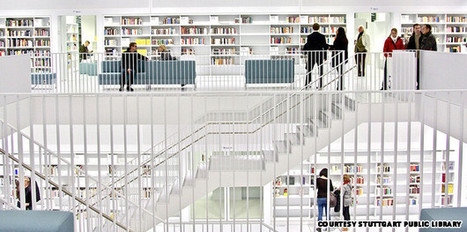 7 of the coolest libraries in the world   LibraryLinks LiensBiblio   Scoop.it