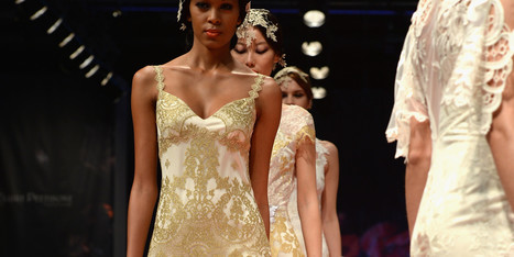 Wedding Dress Trends From Bridal Fashion Week Fall 2013 - Huffington Post | Wedding gowns | Scoop.it