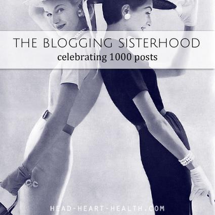 The Blogging Sisterhood • Celebrating 1000 Posts | Adventures in Writing and Journalling | Scoop.it