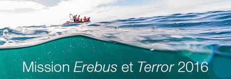 Parcs Canada - L'expédition de Franklin - Topos sur la mission | Histoire et Archéologie | Scoop.it