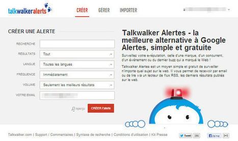 Trois alternatives à Google Alertes | Le Newbie | Veille et recherche d'informations sur internet | Scoop.it