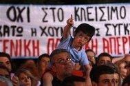 Greece: TV screens still blank amid dispute - MiamiHerald.com | Greece | Scoop.it